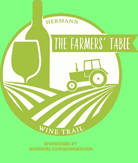 Farmer's Table Wine Trail logo